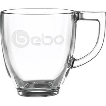 14 oz. Cambridge Mug - Deep Etched