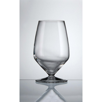 11.75 oz. Stately White Wine Set of Four - Etched