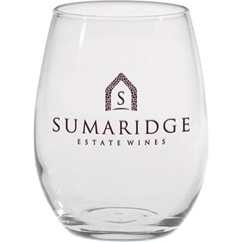 9 oz. Stemless White Wine