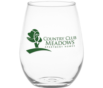 5 oz. Stemless Mini White Wine