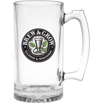 25 oz. Thumbprint Tankard