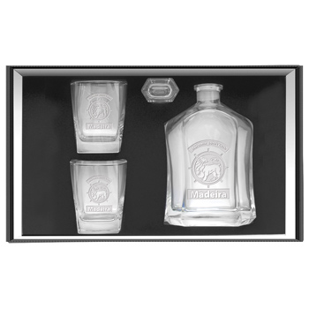3 pc Decanter Set