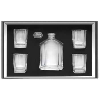 5 pc Decanter Set