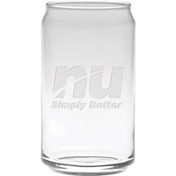 5 oz. Can Cooler Taster - Deep Etched