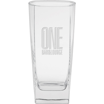 16 oz. Sterling Beverage Glass - Deep Etched