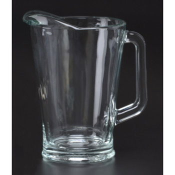 60 oz. Pitcher - Deep Etched