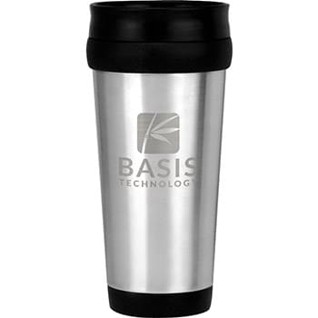 14 oz. Super Saver Steel Tumbler - Laser Etched