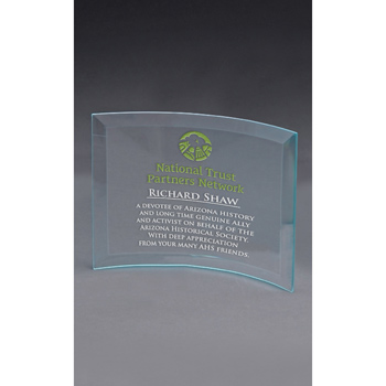 X-Large Curved Prisma Award