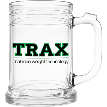15 oz. Maritime Glass Tankard
