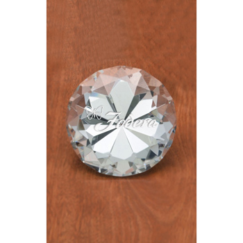 Small Diamante Paperweight