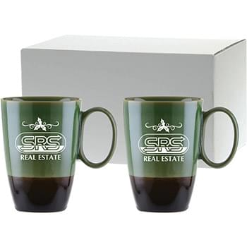 17 oz. Barista Mug Gift Set of 2