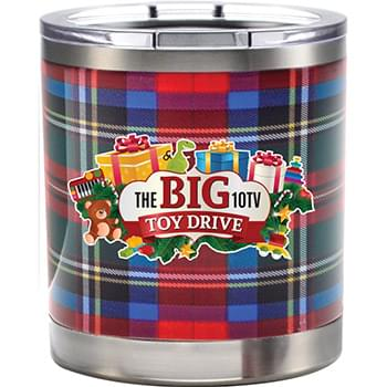 12 oz. Plaid Endurance Tumbler